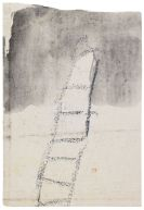 Bohrmann, Karl - Chalk drawing