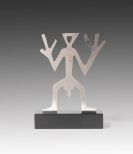 Penck (d.i. Ralf Winkler), A. R. - Skulptur
