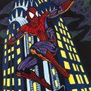 Steve Kaufman - Spider Man (Midnight)