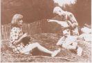 Trockel, Rosemarie - Farblithografie