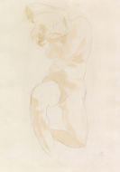 Kolbe, Georg - Bleistiftzeichnung