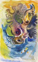 Hildebrandt, Wolf - Aquarell