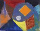 Kerkovius, Ida - Oil crayon