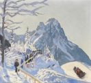 Reiser, Carl - Oil on canvas