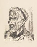 Dix, Otto - Lithografie