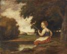 Zumbusch, Ludwig von - Öl auf Malpappe
