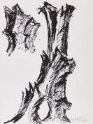 Wotruba, Fritz - Lithografie