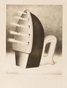 Klapheck, Konrad - Lithografie
