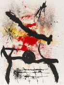 Miró, Joan - Farblithografie