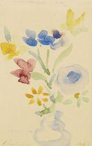 Alexej von Jawlensky - Blumen in Vase