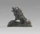 Rodin, Auguste - Le lion qui pleure