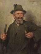 Kauffmann d.J., Hermann - Öl auf Holz