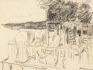 Max Liebermann - Oude Vink bei Leiden