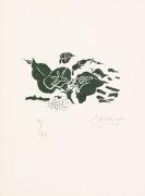 Georges Braque - Le Liseron Vert aus der Folge