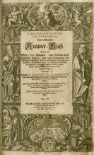 Jacobus Theodorus Tabernaemontanus