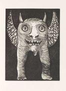 Enrico Baj - Borges, Jorge Luis, Manuale di zoologia fantastica