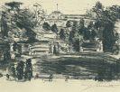 Lovis Corinth - Sanssouci. 1916
