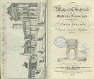 Christian Friedrich Mylius - Malerische Fu�reise. 4 Bde und 1 Tafelbd.