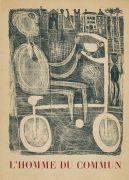 Jean Dubuffet - L'Homme Du Commun + Mirobolus