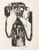 Jean Dubuffet - Mati�re et m�moire ou les lithographes � l'�cole