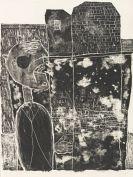 Jean Dubuffet - Les Murs