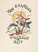 Otto Lange - Van Zantens Gl�ckliche Zeit
