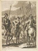 Miguel de Cervantes Saavedra - Don Quixote de la Mancha 4 Bde.
