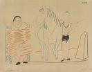 Pablo Picasso - Blatt aus: Suite de 180 dessins de Picasso