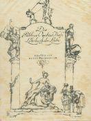 Max Slevogt - Ovid, Lehrbuch der Liebe (nur Suite auf Japan)