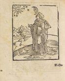 Astronomie - Astronomie-Sammelband mit 3 Werken, 1592-95