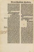 Anselm von Canterbury - Opera. Basel 1497