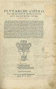 Enrico Plutarch - Graecorum Romanorumque illistrium vitae