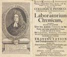 Alchemie und Okkulta - Kunckel von L�wenstern, Collegium physico-chemicum