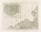 Friedrich Leopold Freiherr von Schroetter - Karte von Ost-Preussen