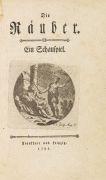 Friedrich von Schiller - Die R�uber. 1781