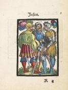 Hans Sebald Beham - Biblische Historien. 1536