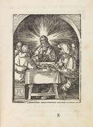 Albrecht D�rer - Passione. Italien. Ausgabe von 1612
