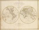 Atlanten - Weiland, Carl Ferdinand, Atlas, Geogr. Institut Weimar, 1821-25.