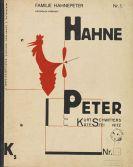 Kurt Schwitters - Hahne Peter