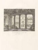 Percier et Fontaine - Choix des plus c�l�bres maisons de Rom
