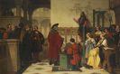 Wilhelm (Guillaume) Koller - Albrecht D�rer wird von Kaiser Maximilian bei der Arbeit besucht