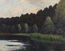 Walter Leistikow - Grunewaldsee