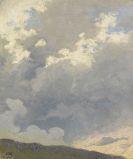 Deutschland - Wolkenstudie