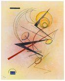 Wassily Kandinsky - Kleines Warm