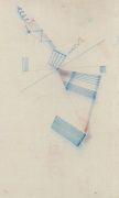 Wassily Kandinsky - Zwei Spiralen