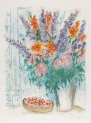 Marc Chagall - Le Grand Bouquet