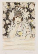 Henri Matisse - Espagnole � la mantille