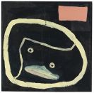 Donald Baechler - Black Painting Number 10
