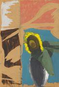 Markus L�pertz - Ohne Titel (Sonnenblumen)