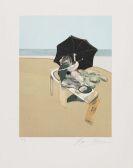 Francis Bacon - Aus: The Metropolitan Triptych